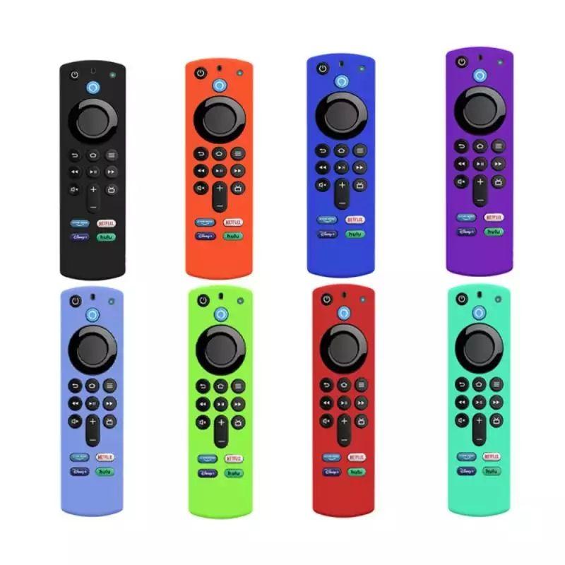Fundas diversos colores para mando fire TV stick Amazon