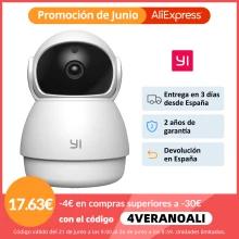 Cámara de vigilancia Yi Domo HD 1080p (5,23€ para nuevos usuarios) (desde España)