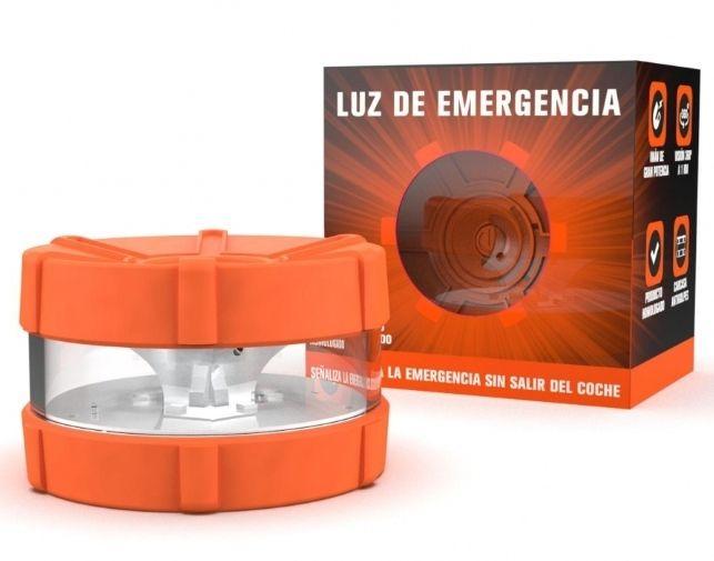 LUZ EMERGENCIA HOMOLOGADA