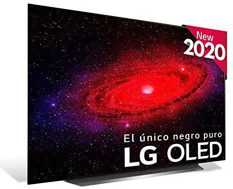 LG OLED55CX6LA - Smart TV 4K UHD OLED 139 cm