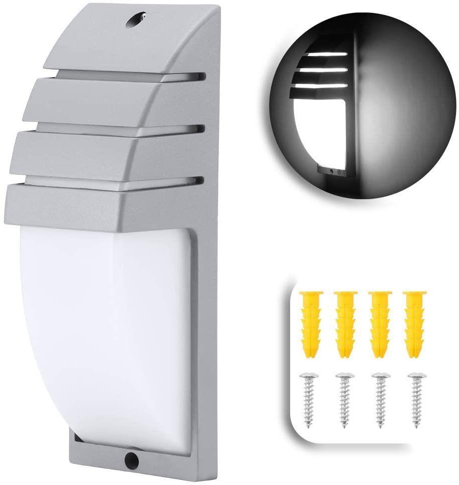 8W LED lámpara impermeable
