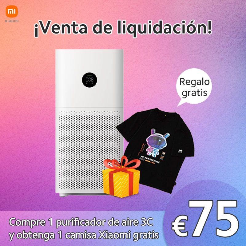 Xiaomi Purifier 3C + camiseta Xiaomi desde España