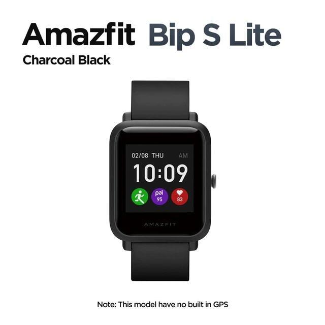 Amazfit Bip S Lite desde España por solo 24,3€ (Desde APP) || Con correa adicional por 26€