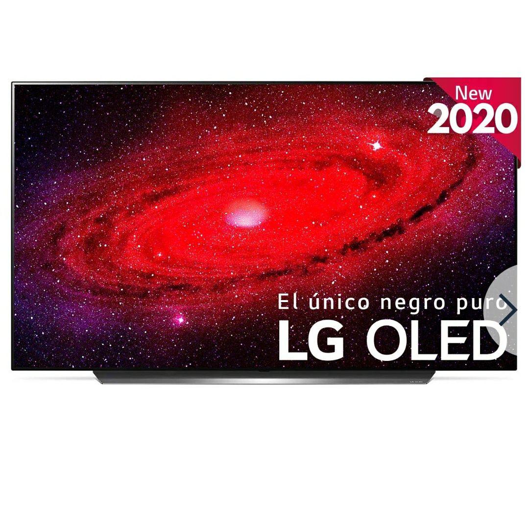 "TV OLED 165,1 cm (65"") LG OLED65CX6LA"