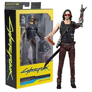Figura Johnny Silverhand de Cyberpunk 2077