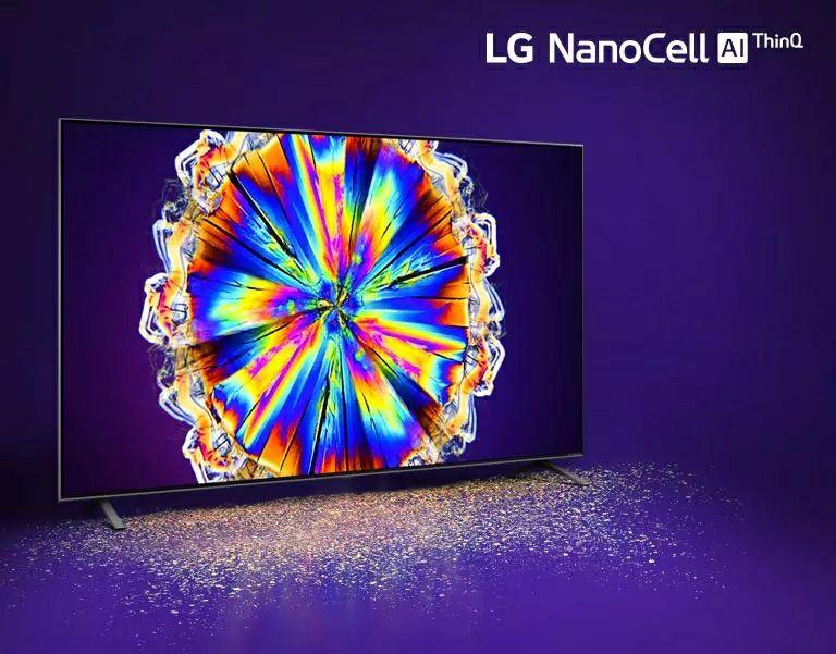 Smart TV LG 4k NANOCELL 43Nano793