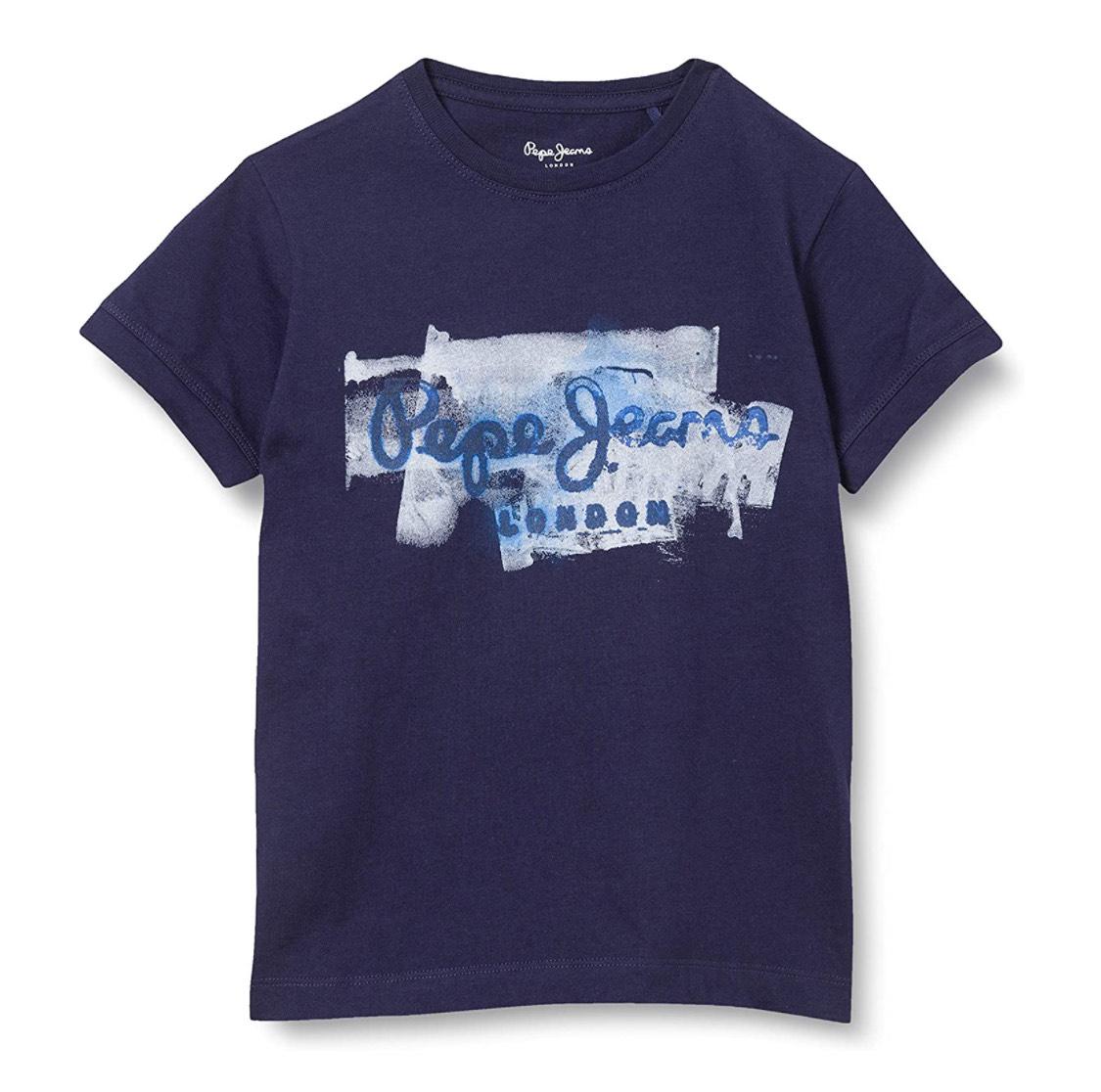 Camiseta infantil Pepe Jeans talla 6.
