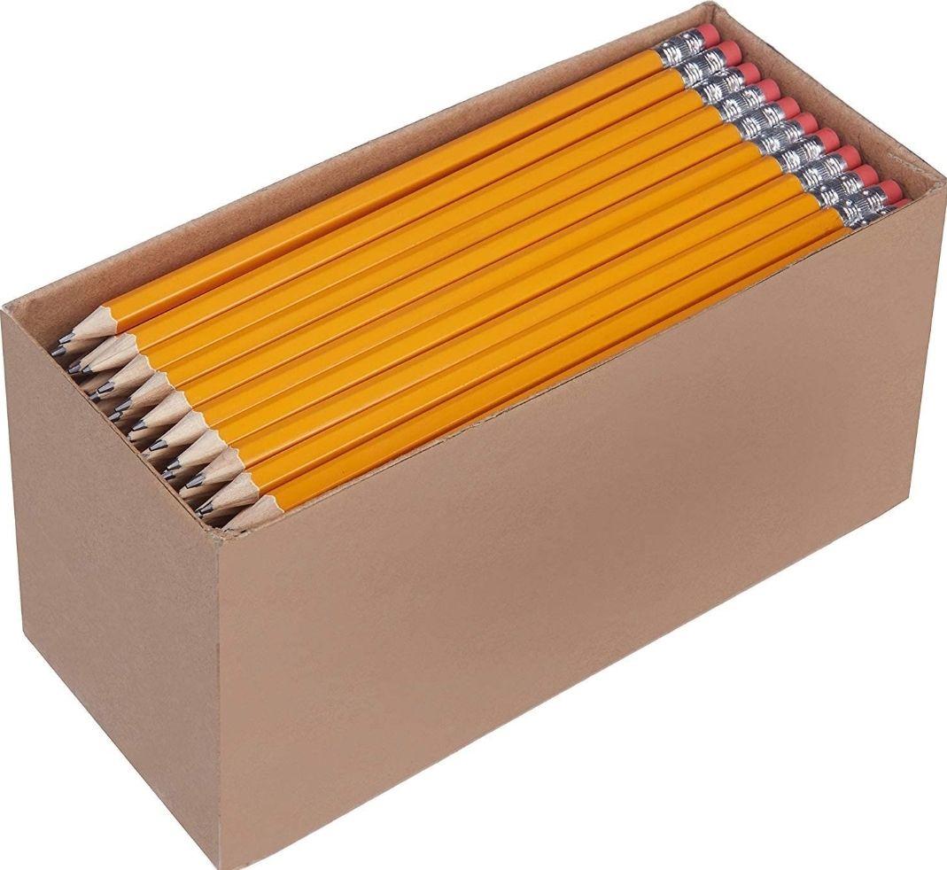 Amazon Basics - Lápices n.º2 HB Pack de 30