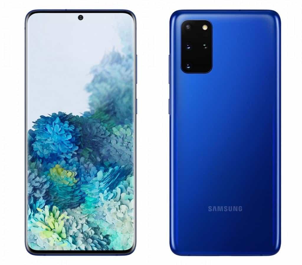 Samsung Galaxy S20+ 8GB - 128GB