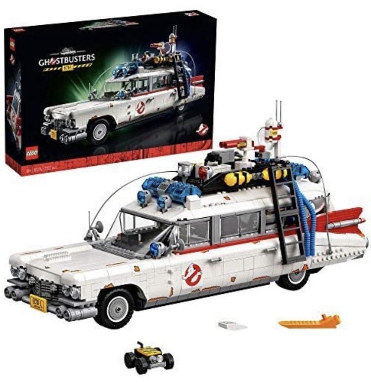 LEGO 10274 Creator ECTO-1 de los Cazafantasmas