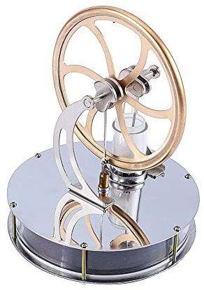 Kit de Juguete Educativo de Motor Stirling de Baja Temperatura