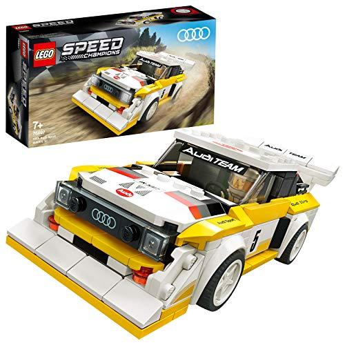 LEGO Audi Sport Quattro S1 de 1985