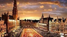 vuelos Madrid-Bruselas -Budapest-Berlín-Madrid