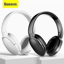 Baseus-auriculares inalámbricos D02 Pro con Bluetooth 5,0