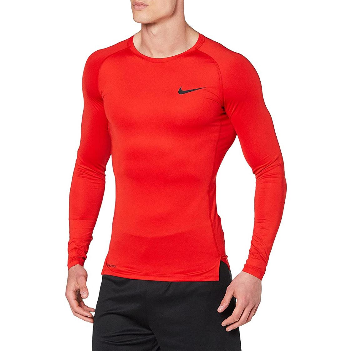 Camiseta ajustada NIKE hombre talla XL.