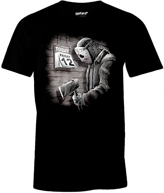 Camiseta viernes 13 Talla XL