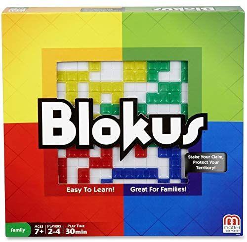 BLOKUS juego de mesa
