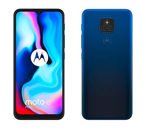 Motorola Moto E7 Plus - 6.5 - 4+64Gb Azul