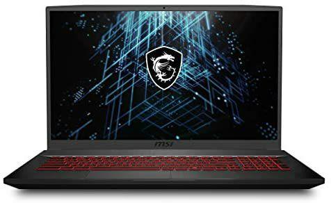 "MSI GF75 Thin 10UE-017XES - Ordenador portátil de 17.3"" FullHD 144Hz Intel Core i7 -10750H, 16GB RAM, 512 GB SSD, Nvidia RTX3060 (preciazo)"