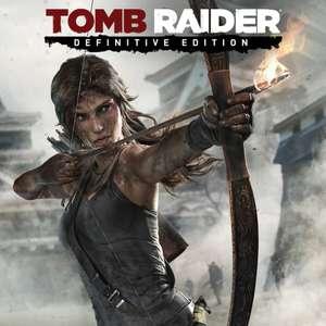 Tomb Raider: Definitive Edition PS4/PS5 por solo 2,99€