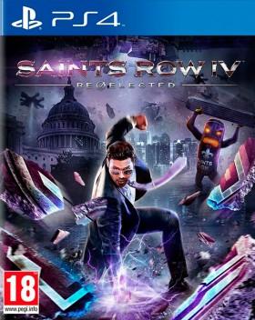 Saints Row IV: Re-Elected PS4/PS5 por solo 3,99€
