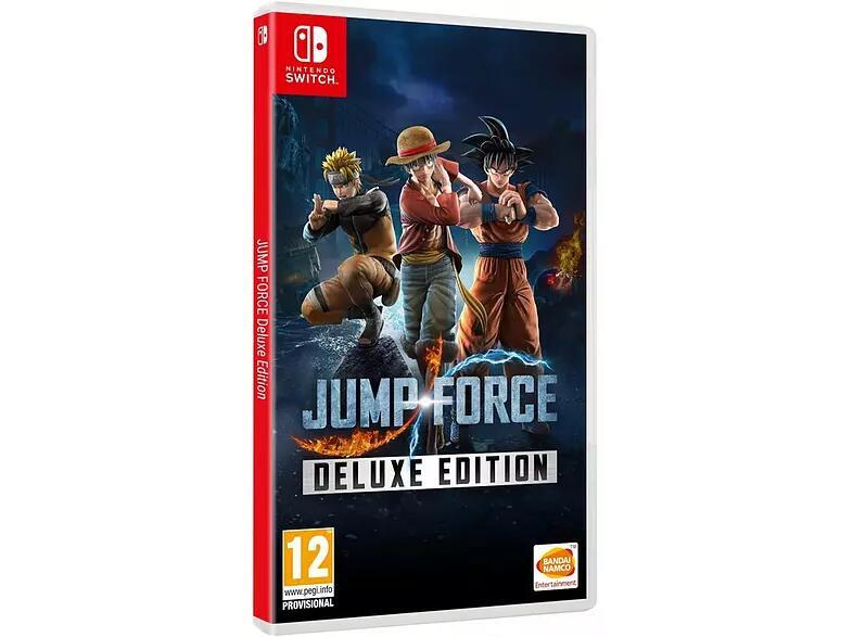 Nintendo Switch Jump Force Deluxe Edition (Código de descarga)