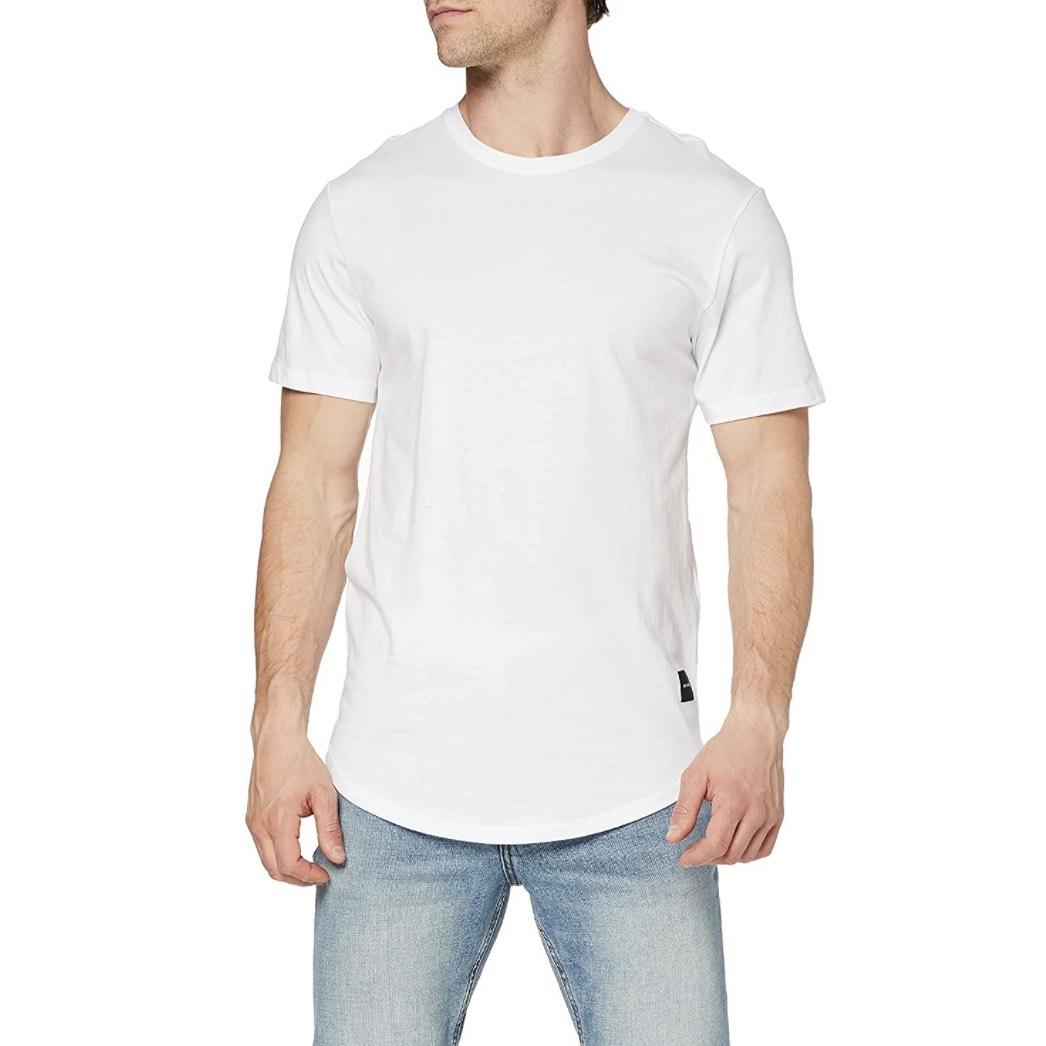 Camiseta Only & Sons Blanca | XS a XXL | Mínimo histórico