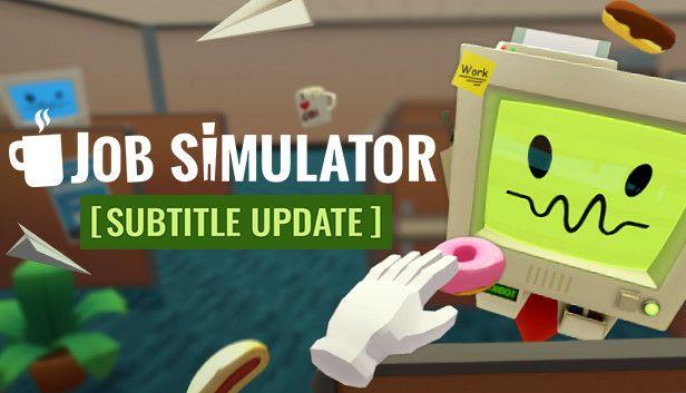 Job Simulator | Oculus Quest