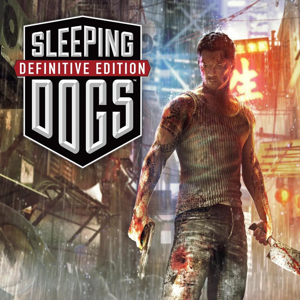 Sleeping Dogs™ Definitive Edition PS4/PS5 por solo 4,49€
