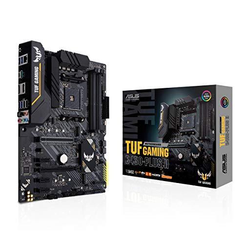 Placa Base de Gaming ATX ASUS Tuf Gaming B450-Plus II