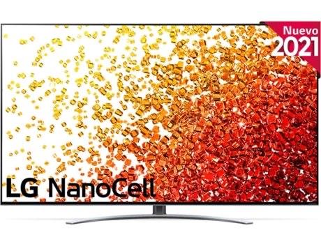 TV LG 65NANO926PB (Nano Cell - 65'' - 165 cm - 4K Ultra HD - Smart TV) + 200€ de cashback