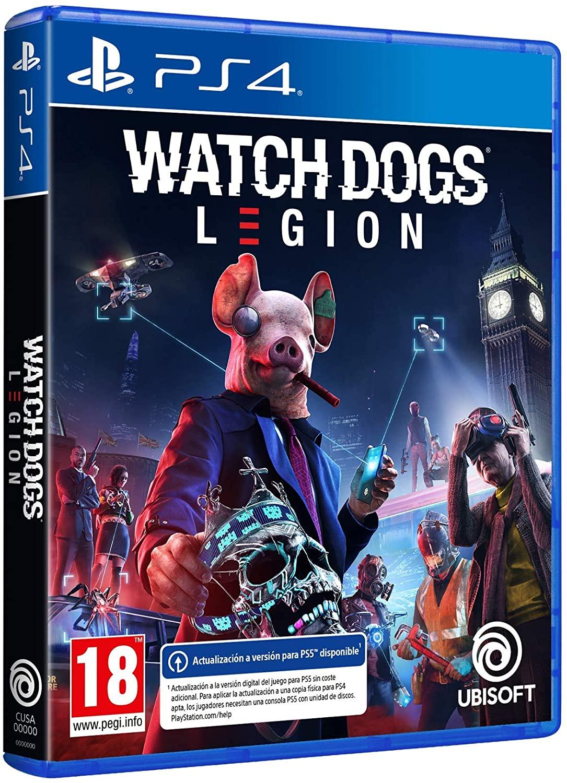 Watch Dogs Legion (AlCampo La Laguna)