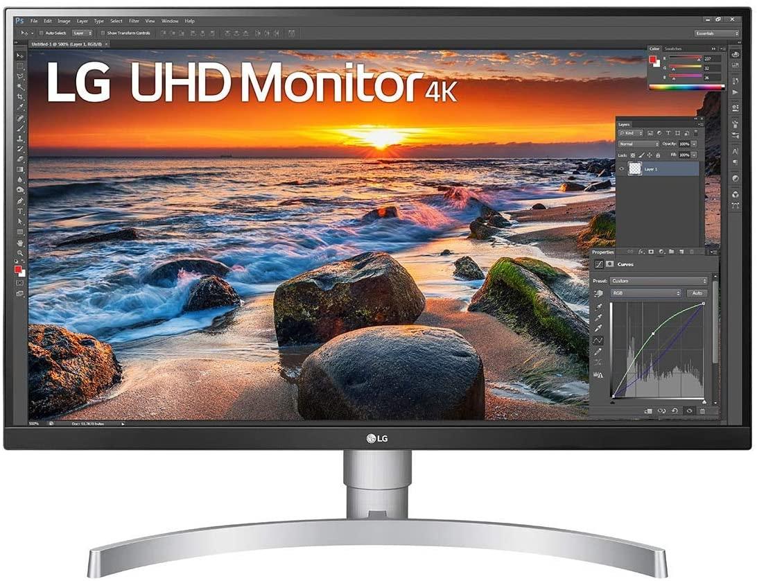 "Monitor LG 27"" 4K IPS"