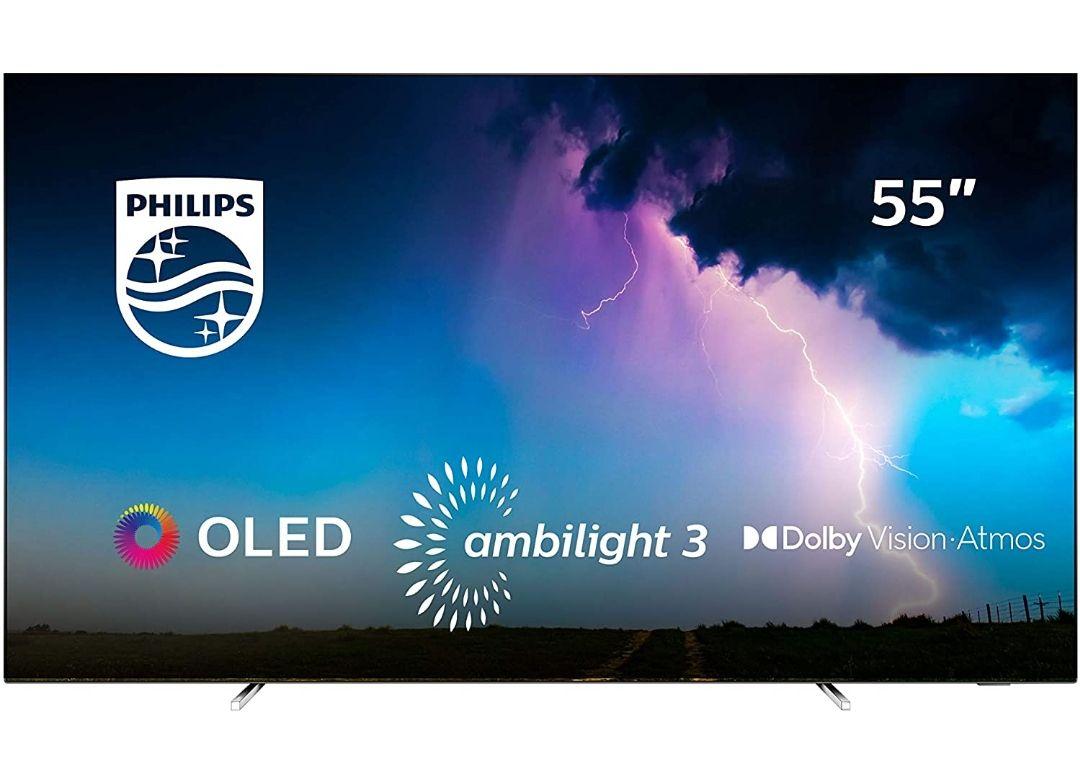 TV OLED 55OLED754/12 por 864€