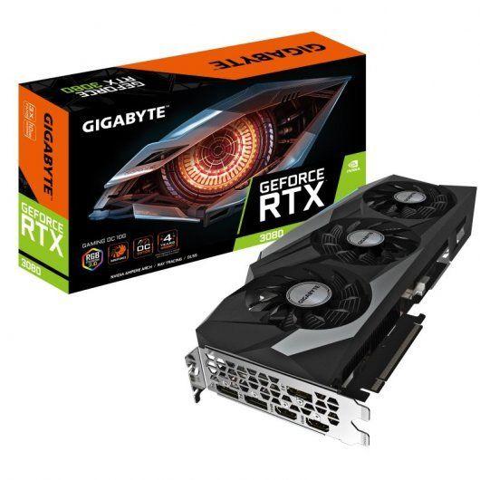 Gigabyte GeForce RTX 3080 Gaming OC 10G 10GB