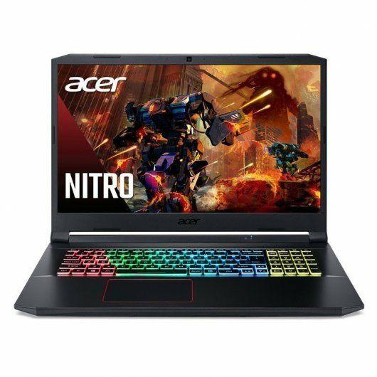 """Acer Nitro 5 Intel Core i7-10750H/16GB/1TB SSD/RTX3060 y 17.3"""""""