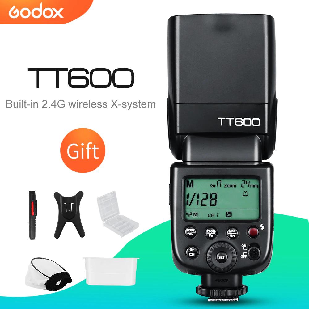 Flash Godox TT600 (envío desde España en 3 días)
