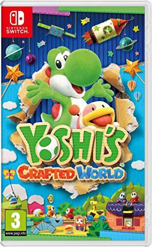 Yoshi's Crafted World Nintendo Switch Amazon