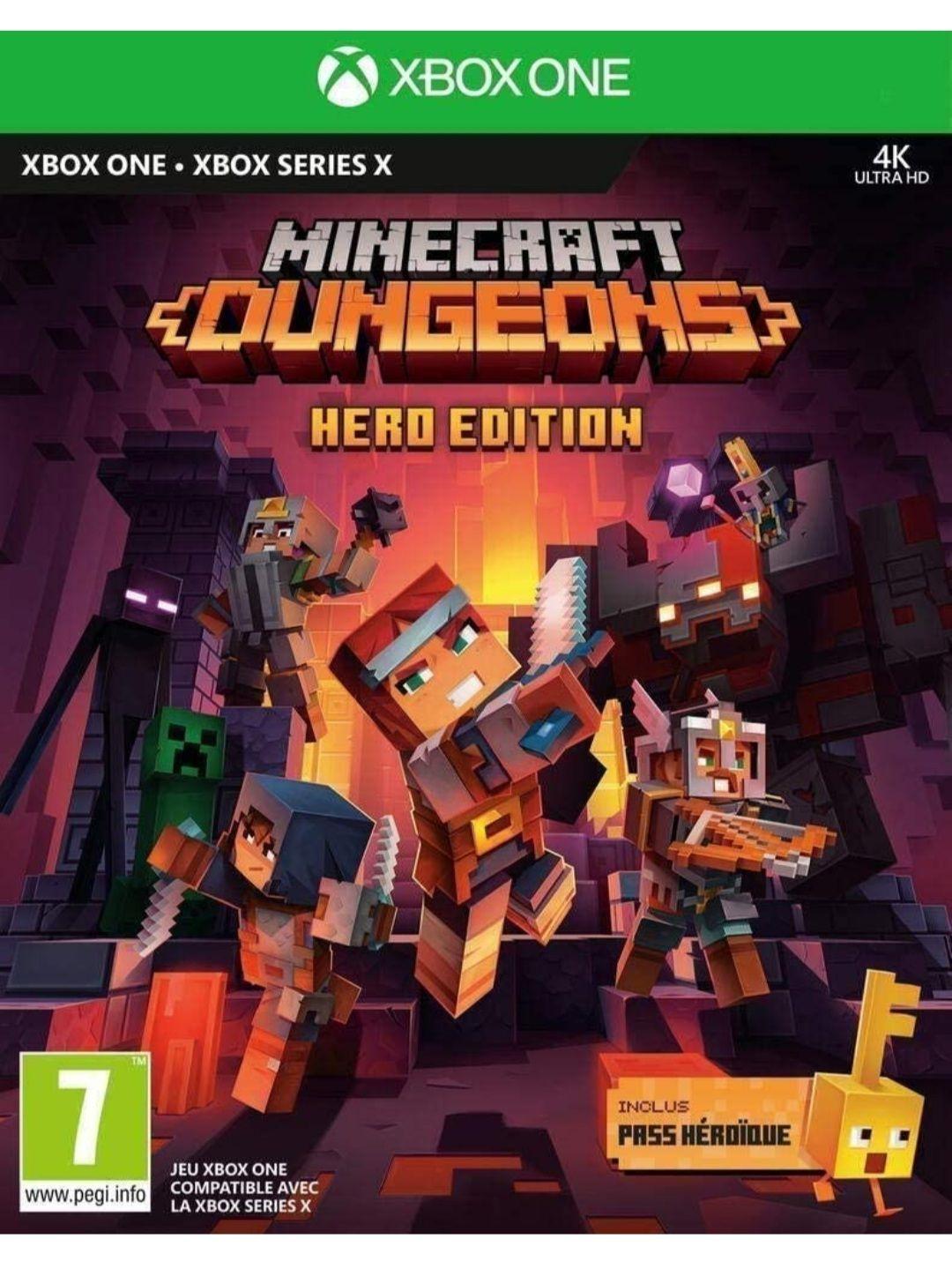Minecraft Dungeons Hero Edition (Xbox One/Series X)