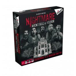 Juego de mesa Nightmare: Aventuras de Terror