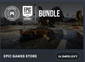 Humble Bundle - Epic Store Games Bundle