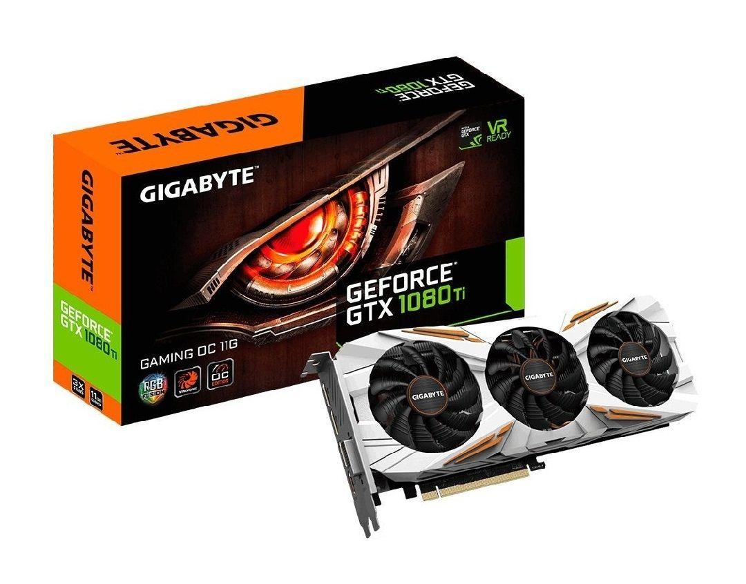 Gigabyte GTX 1080ti Gaming OC-11G