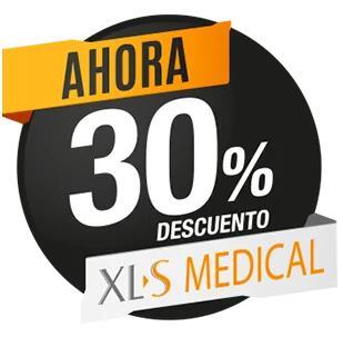 30% descuento en productos para adelgazar XL-S Medical (incluye 3 meses de la app Mynudgeplan)
