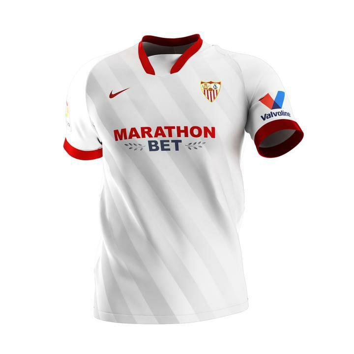 Sevilla F.C.: Camiseta oficial 20/21
