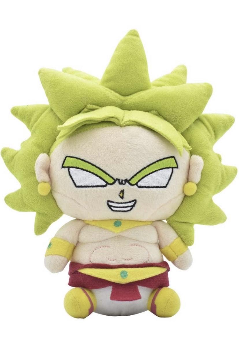 Dragon Ball Z - Peluche Broly, 15 cm