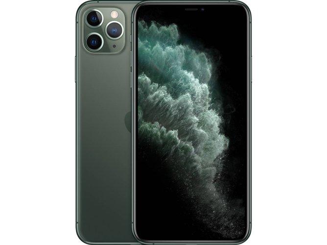 iPhone 11 Pro APPLE (5.8'' - 64 GB - Verde media noche)