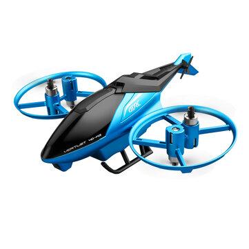 Dron helicóptero acrobático Vertijet 4D-M3