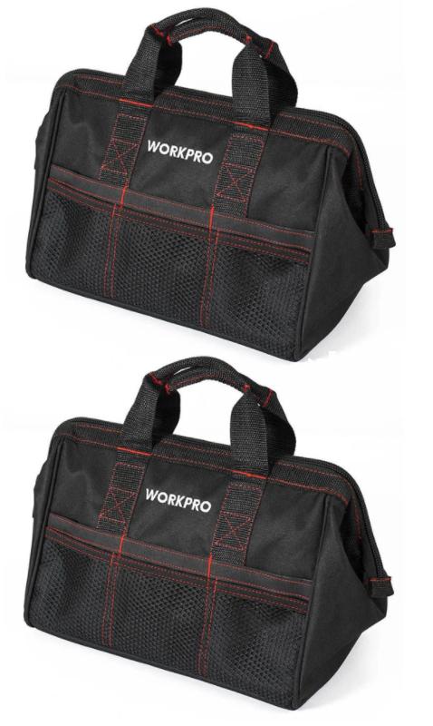 2x Bolsas Workpro herramientas solo 7.3€ (desde España)