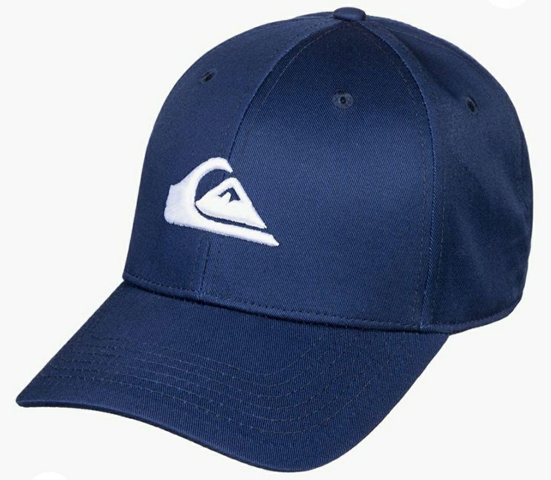 Gorra azul marino Quicksilver. Devoluciones gratis