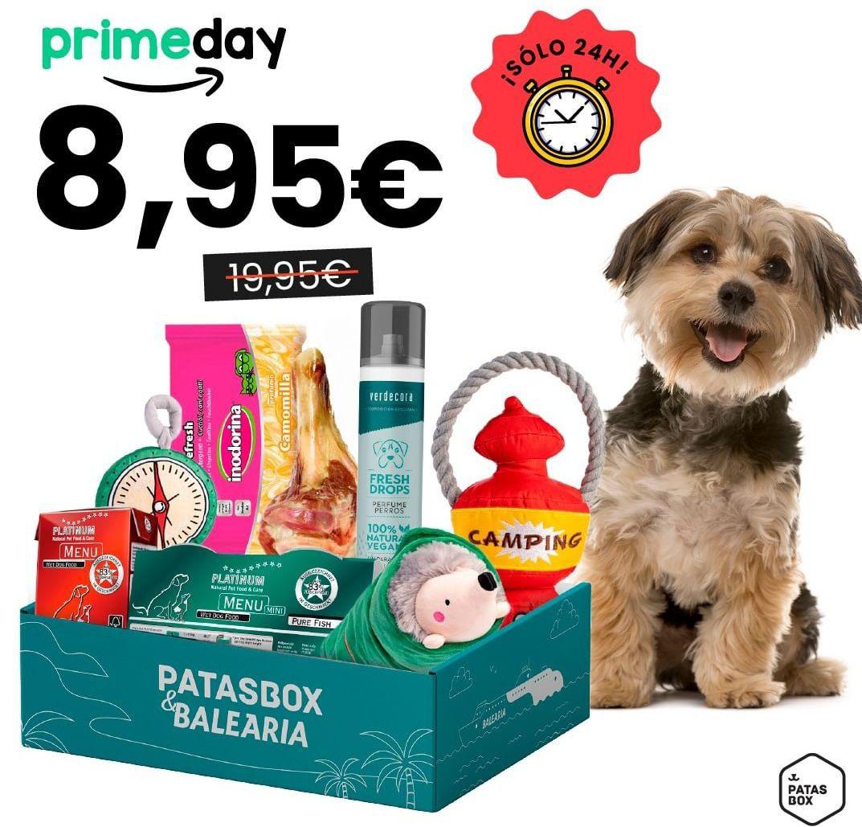 Productos Patabox Premiun por solo 8'95€ +Envío Gratis para siempre